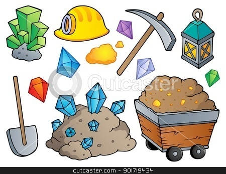 Mineral clipart #5, Download drawings