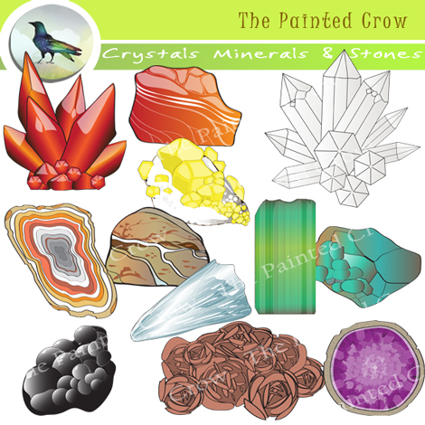 Minerals clipart #8, Download drawings