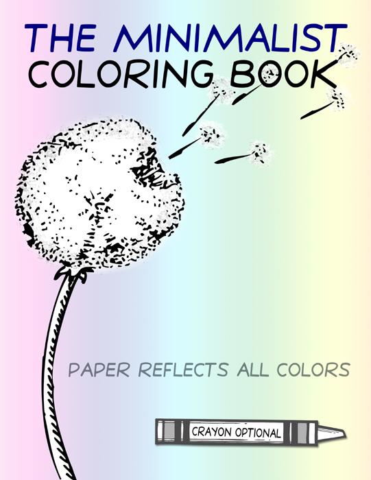 Minimalist coloring #2, Download drawings