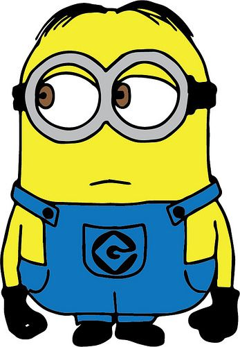 minion svg #687, Download drawings