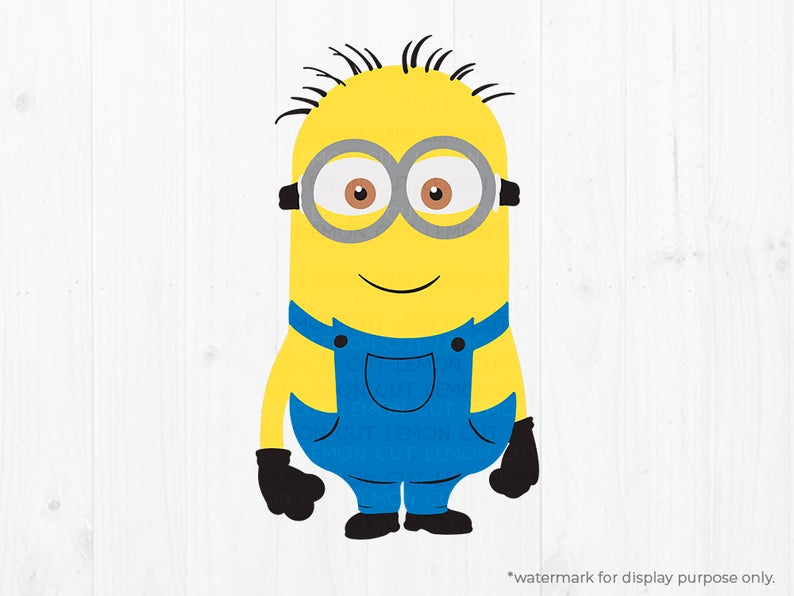minion svg #688, Download drawings