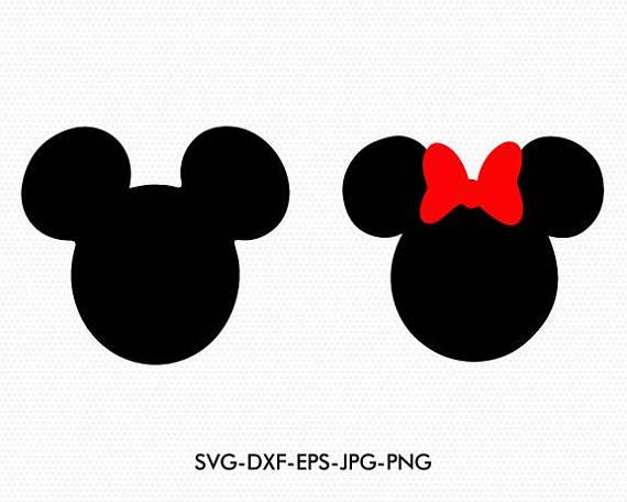 minnie ears svg #1052, Download drawings