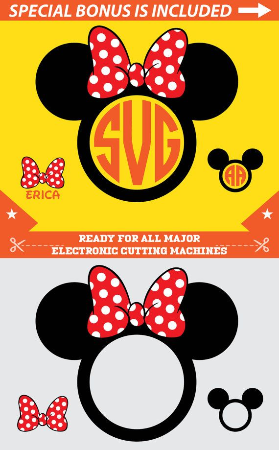 minnie ears svg #1051, Download drawings