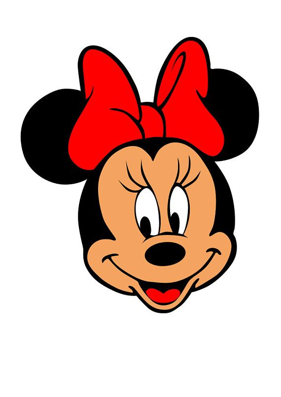 minnie mouse face svg #808, Download drawings