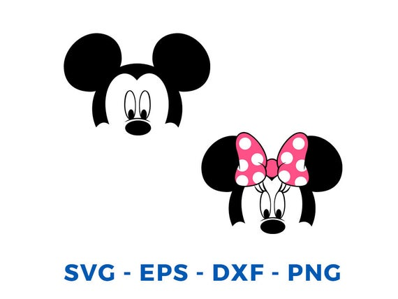 minnie mouse face svg #809, Download drawings