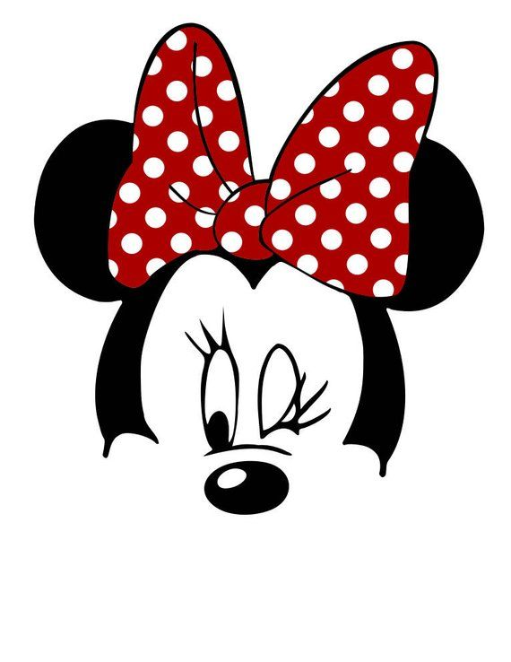 minnie mouse face svg #805, Download drawings