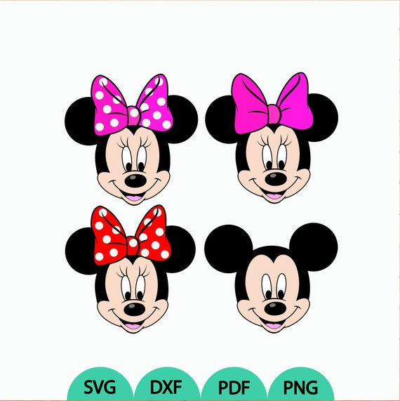 minnie mouse face svg #807, Download drawings