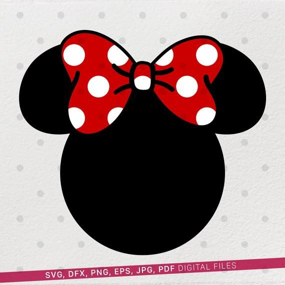 minnie mouse face svg #804, Download drawings