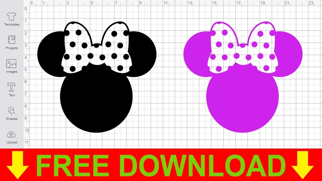 free minnie mouse svg #441, Download drawings