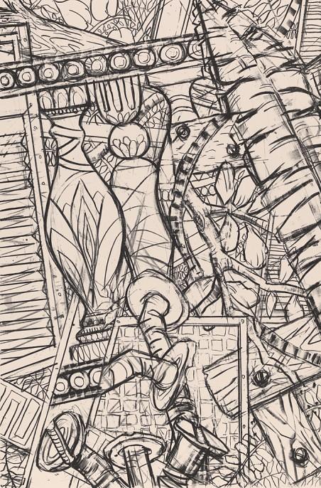 Minobu-cho coloring #19, Download drawings
