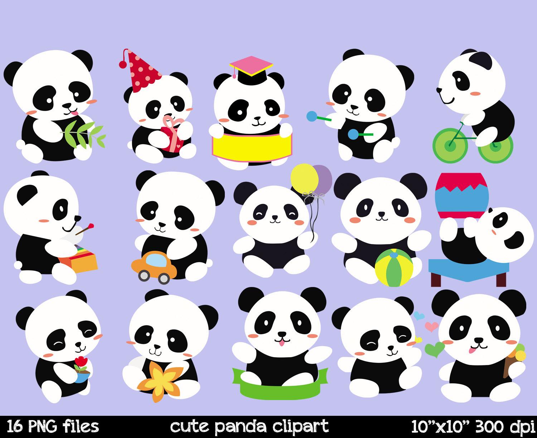 Minor Panda clipart #16, Download drawings