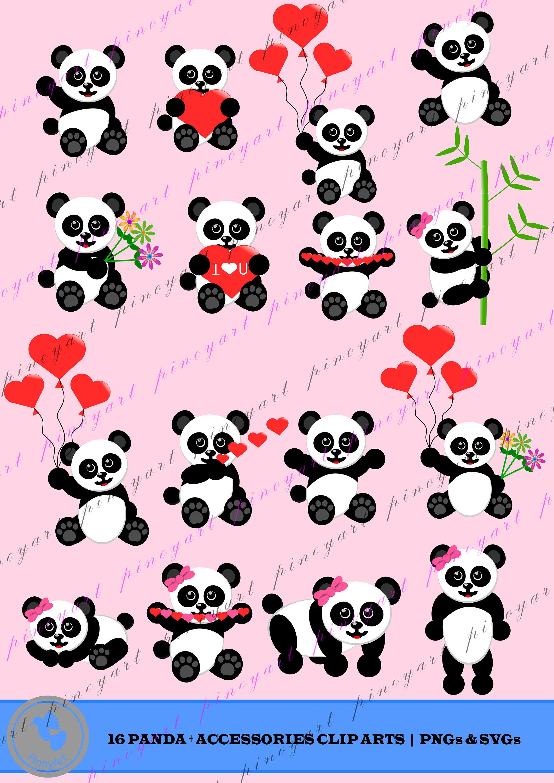 Minor Panda clipart #2, Download drawings