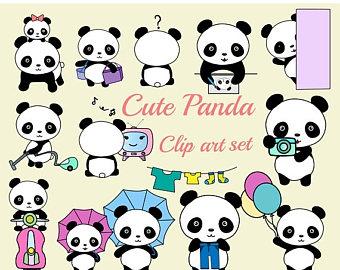 Minor Panda clipart #10, Download drawings