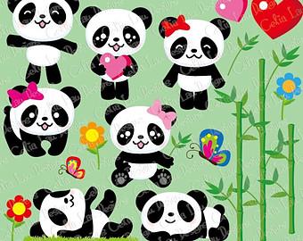 Minor Panda clipart #17, Download drawings