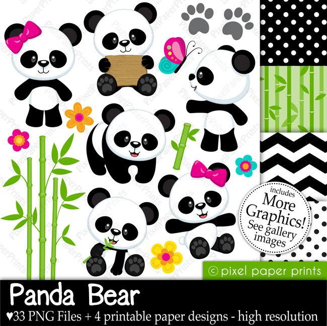 Minor Panda clipart #15, Download drawings