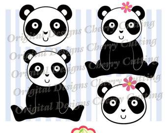 Minor Panda svg #12, Download drawings