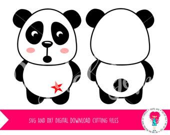 Minor Panda svg #4, Download drawings