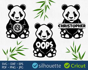 Minor Panda svg #17, Download drawings