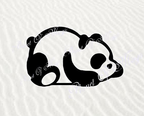 Minor Panda svg #18, Download drawings