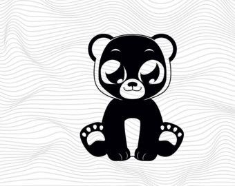 Minor Panda svg #16, Download drawings
