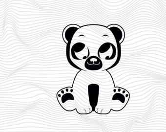 Minor Panda svg #14, Download drawings