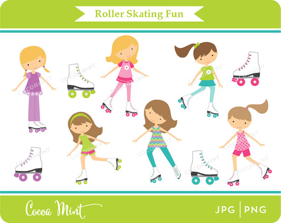 Mint-colored Roller clipart #17, Download drawings