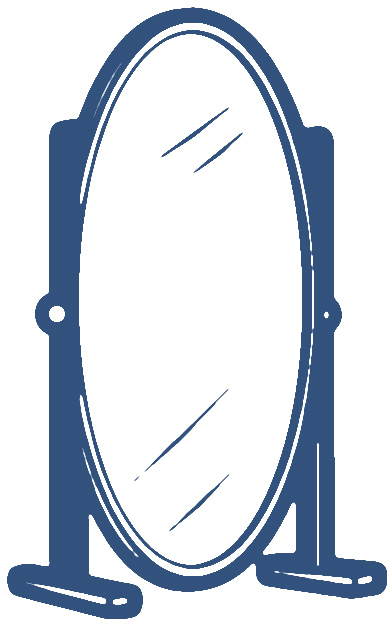Mirror clipart #17, Download drawings