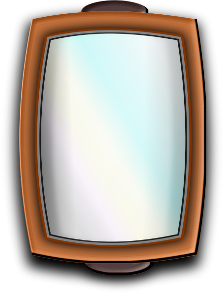 Mirror clipart #14, Download drawings