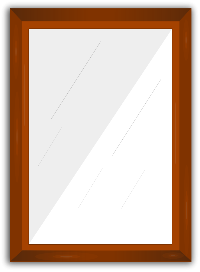 Mirror clipart #15, Download drawings