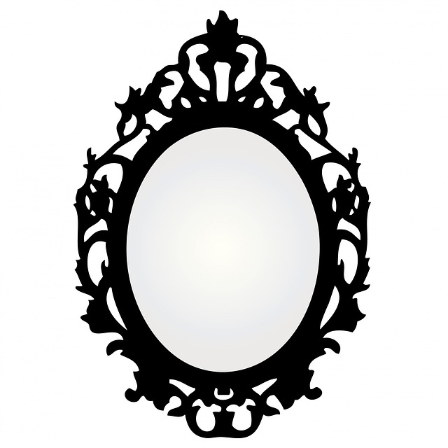 Mirror clipart #16, Download drawings