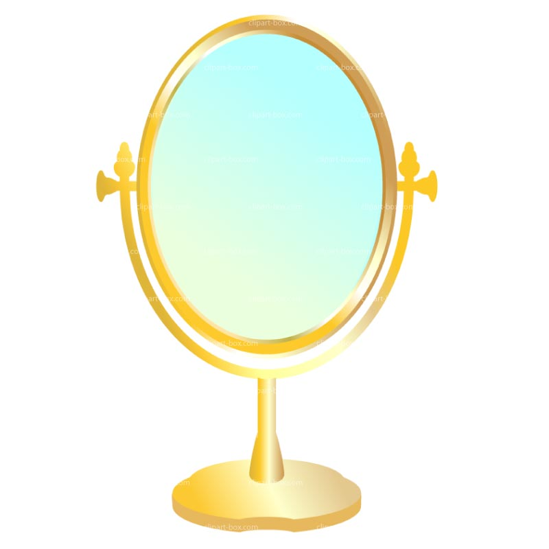 Mirror clipart #19, Download drawings