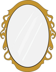 Mirror clipart #18, Download drawings