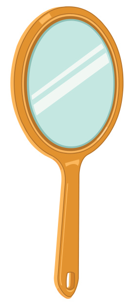Mirror clipart #20, Download drawings