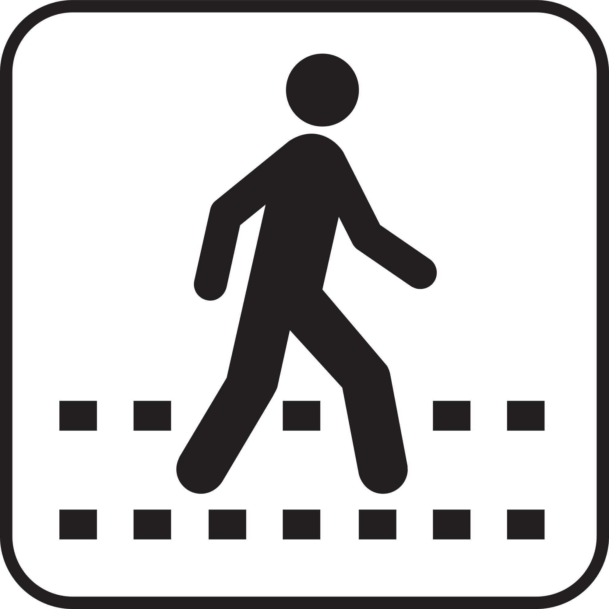 Crossing svg #20, Download drawings