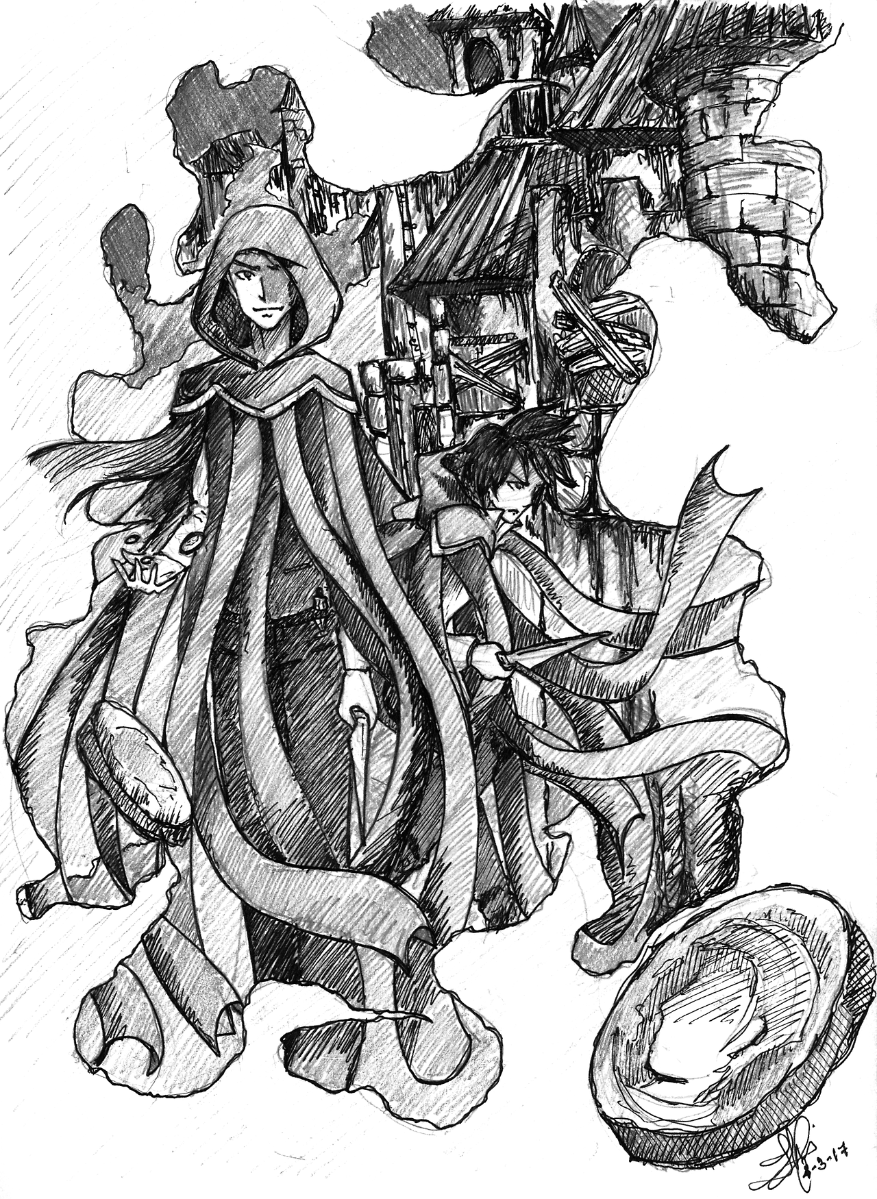 Mistborn clipart #3, Download drawings