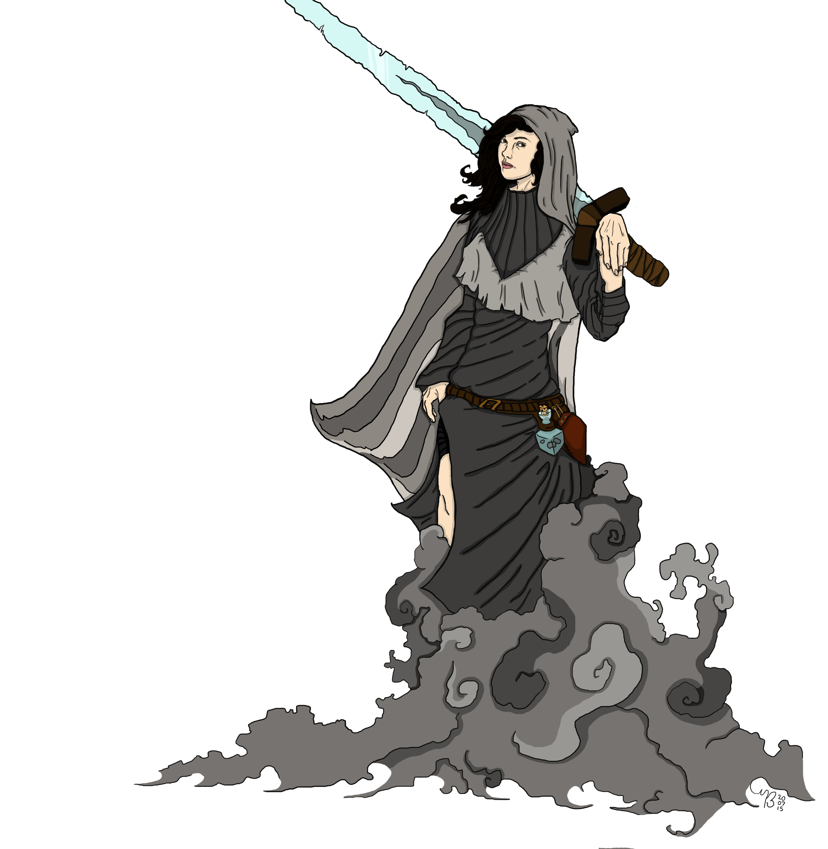 Mistborn coloring #7, Download drawings
