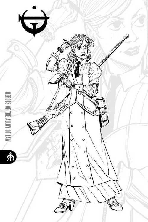 Mistborn coloring #13, Download drawings