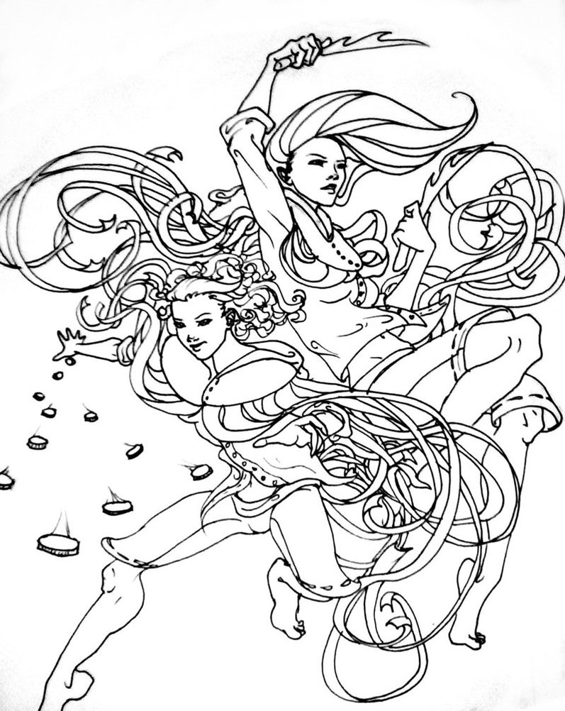 Mistborn coloring #1, Download drawings