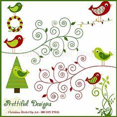 Mistletoe Bird clipart #10, Download drawings