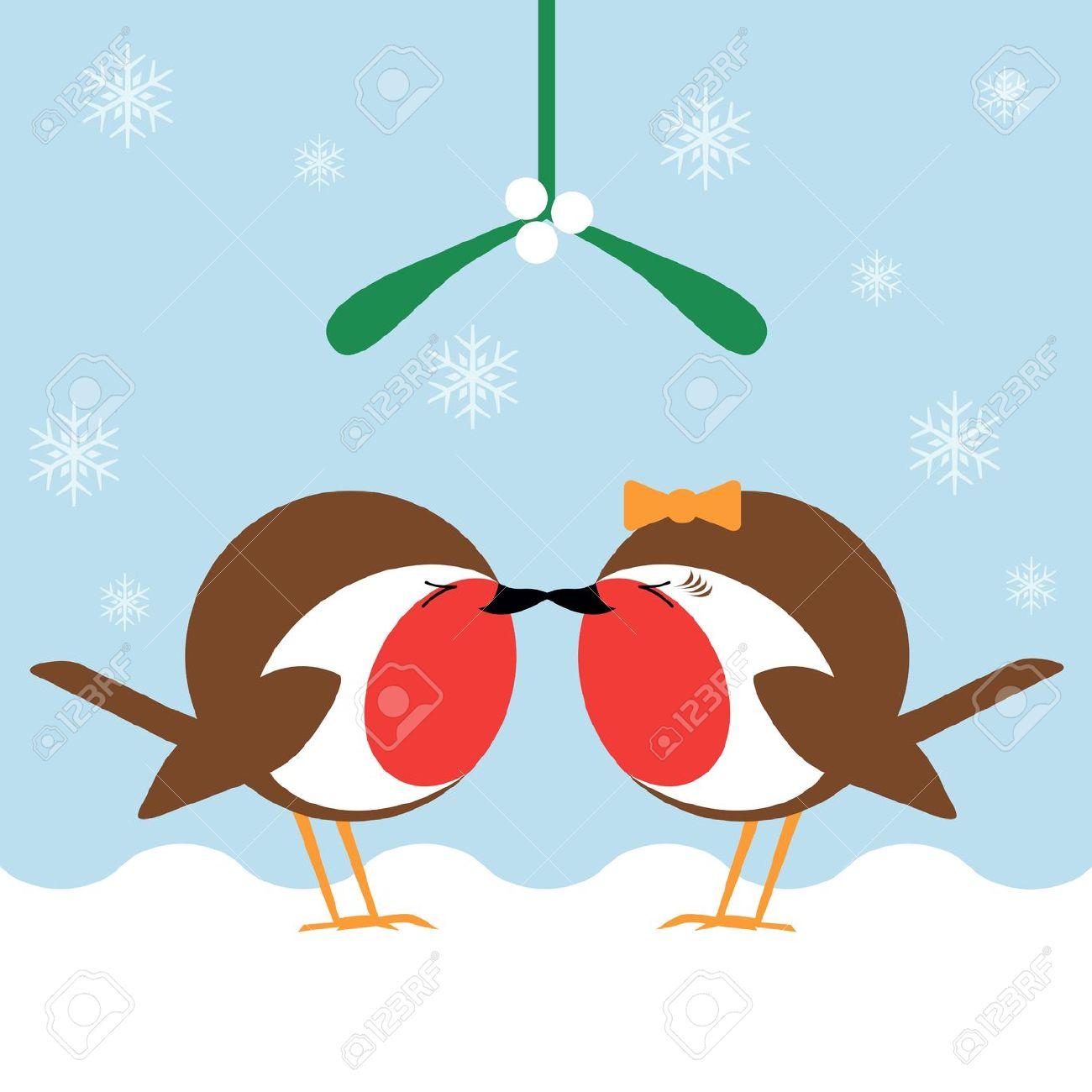 Mistletoe Bird clipart #13, Download drawings