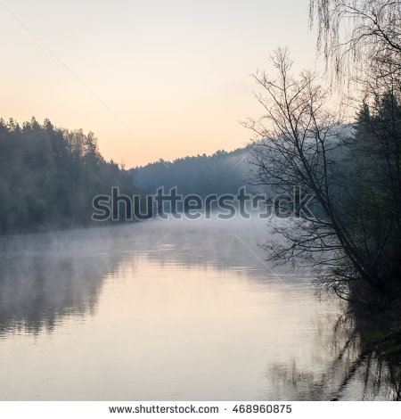 Mist.river clipart #1, Download drawings