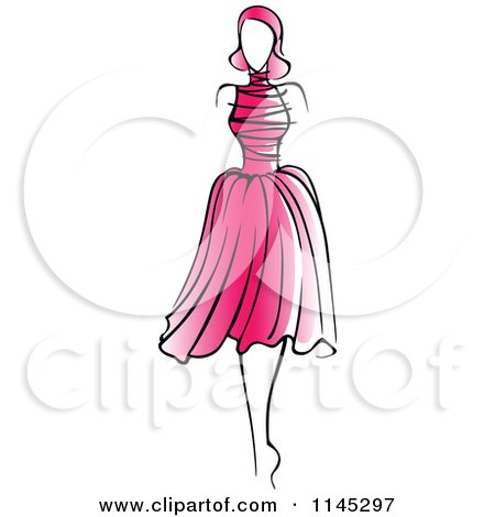 Model clipart #14, Download drawings