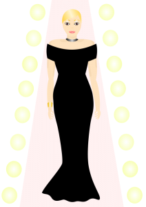Model clipart #4, Download drawings