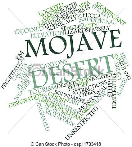 Mojave Desert clipart #20, Download drawings