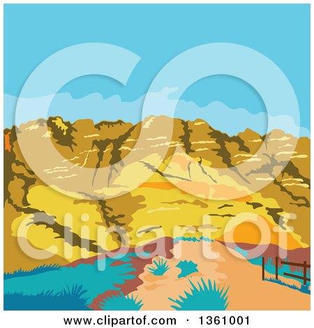 Mojave Desert clipart #14, Download drawings