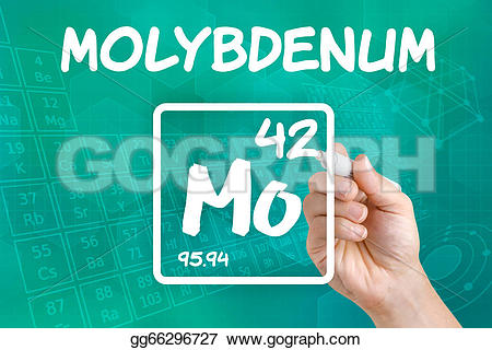 Molybdenum clipart #2, Download drawings