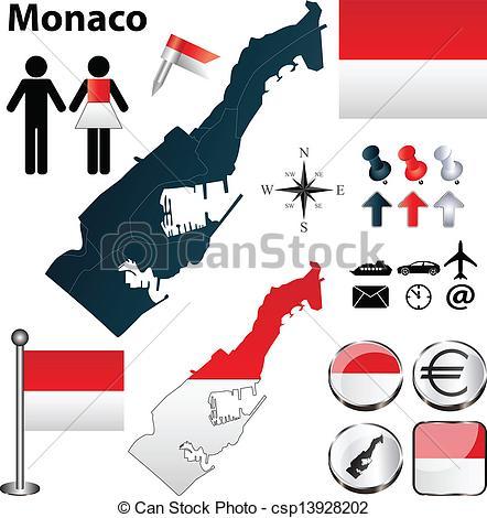 Monaco clipart #17, Download drawings