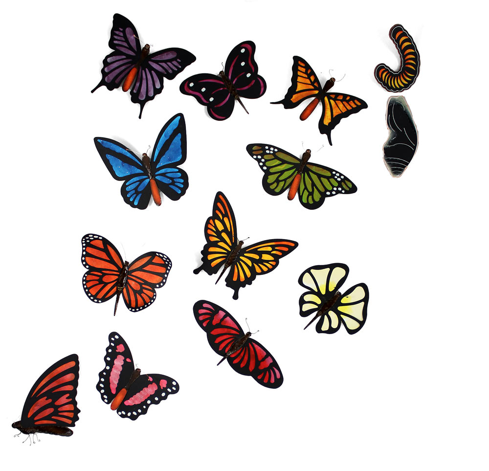 Monarch Butterfly svg #3, Download drawings