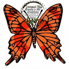 Monarch Butterfly svg #2, Download drawings