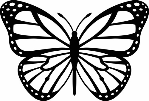 Monarch Butterfly svg #15, Download drawings